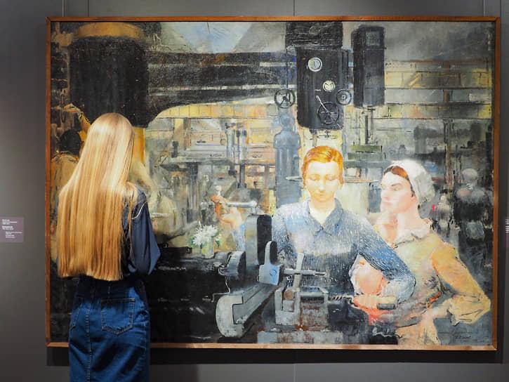 «Отечественное искусство советского периода» в музее изобразительных искусств