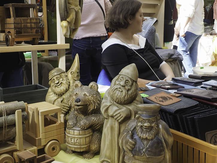 Весенний фестиваль ремесел и промыслов «Иван-да-Марья» в Екатеринбурге