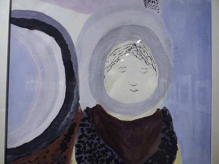 Художница Зинаида Бабина изобрела свой узнаваемый и неповторимый язык, отмечают организаторы выставки