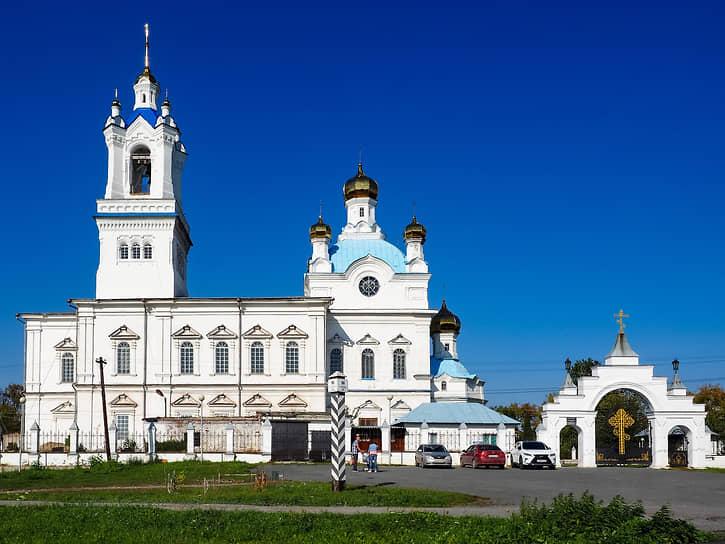 Собор Покрова Пресвятой Богородицы в Камышлове