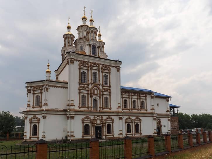 Введенский собор в Карпинске
