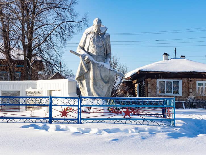 Поселок Ертарский в Тугулымском городском округе