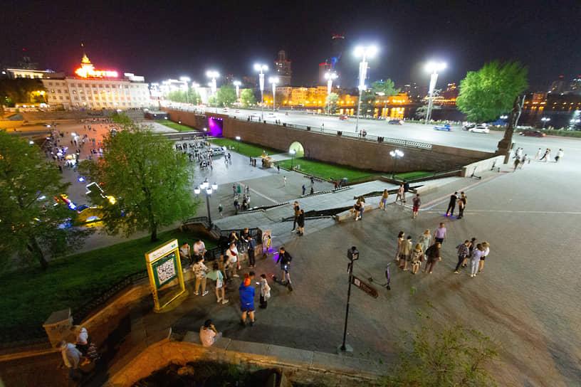 Ночь музеев прошла в Екатеринбурге