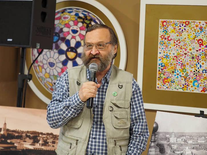 Историк Юрий Коновалов помогал Антону Бакову искать информацию