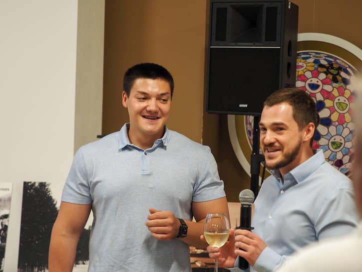 Сыновья Антона Бакова