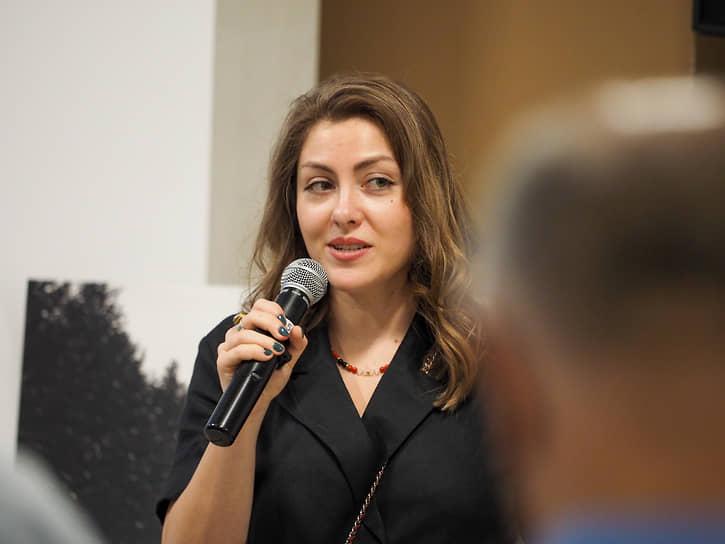 Анастасия Бакова
