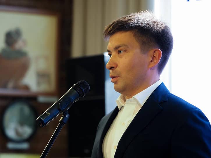 Генеральный директор «УГМК-Застройщик» Евгений Мордовин