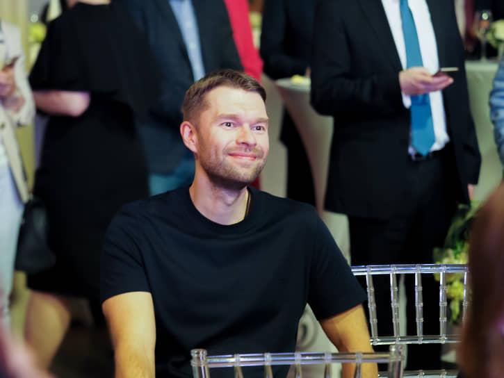 Депутат думы Екатеринбурга Алексей Вихарев