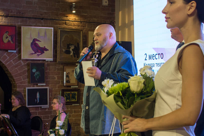 В номинации «Культура и искусство» победителем стал кинорежиссер Алексей Федорченко