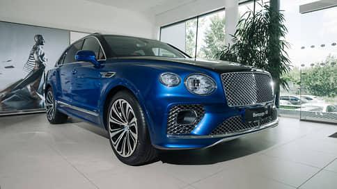Эксклюзив от Bentley в Екатеринбурге  / Современный шоу-рум обеспечит клиентов широким выбором роскошных моделей