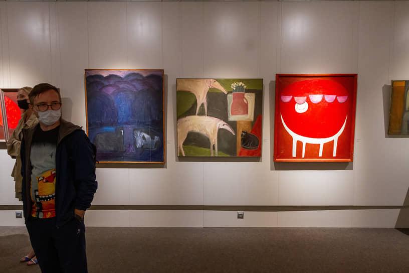 Выставка «Еловой и окрестности» в Екатеринбургском музее изобразительных искусств (ЕМИИ)