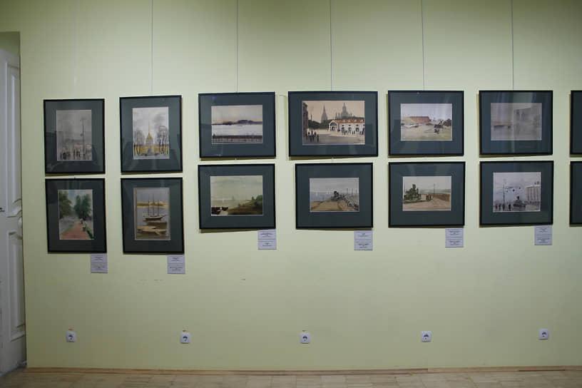 Выставка «Непарадный Ленинград»