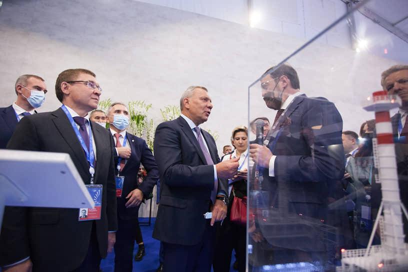 Тюменский нефтегазовый форум TNF (ТНФ-2021).
