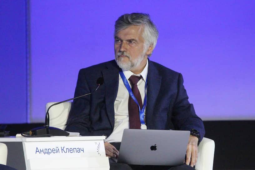 Главный экономист ВЭБа Андрей Клепач