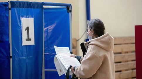 На Урале подались первые голоса  / В Свердловской области начались трехдневные выборы
