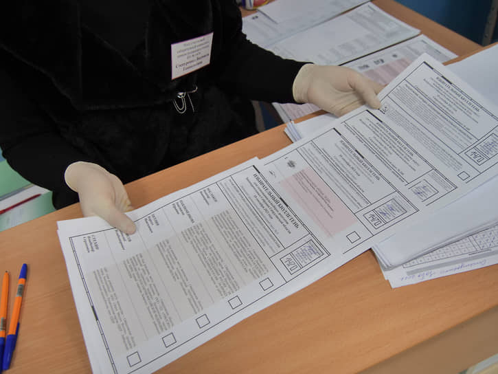 Выборы депутатов Государственной Думы России восьмого созыва и депутатов законодательного собрания Свердловской области.