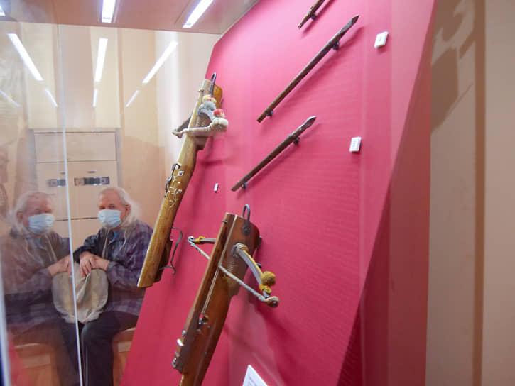 Боевое и охотничье вооружение использовалось свитой и воинской гвардией ренессансных правителей