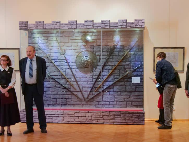 Выставочный проект «Королевские игры»