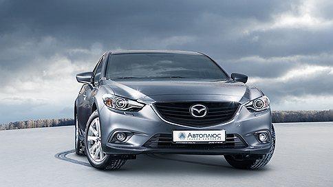 Mazda 6: изящество и прыть гепарда