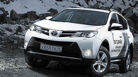 Новая Toyota Rav 4 и перемены к лучшему