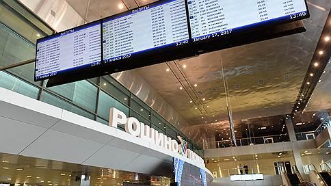 Аэропорт Рощино наращивает массу  / Авиация