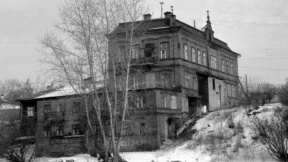 Так дом Чувильдина выглядел раньше
