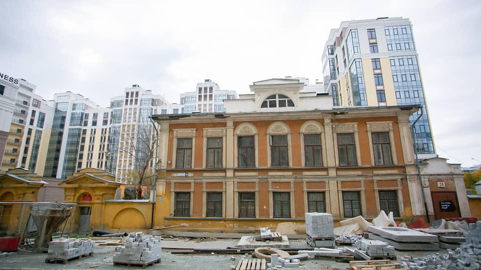 В усадьбе Деласье на улице Горького в скором времени может появиться ресторан или музей