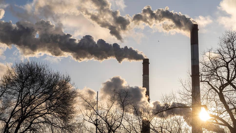 Экология промышленных масштабов /