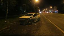 В результате ДТП в Ижевске пострадали два человека