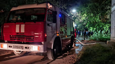 8 человек эвакуировали из загоревшегося жилого дома в Ижевске