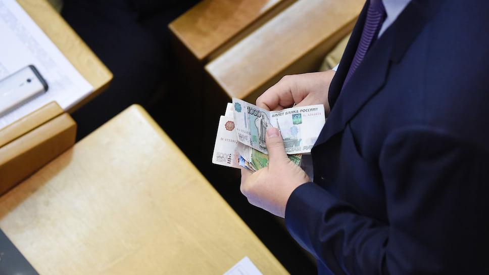 Почему премии чиновников привяжут к долгам