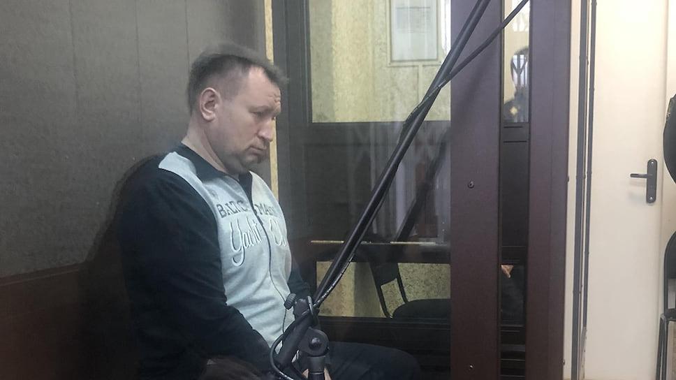 Экс-замминистра культуры Удмуртии Алексей Петров