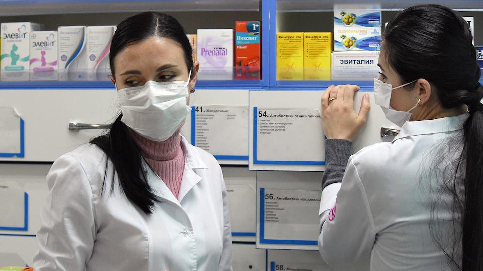 Как в Удмуртии выявили нехватку медицинских масок в аптеках