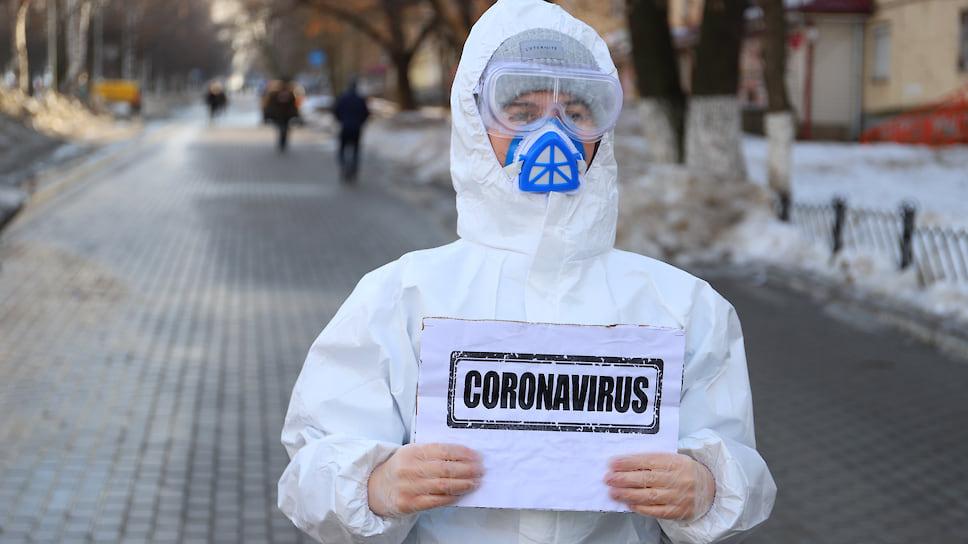 Хроника коронавируса в Удмуртии