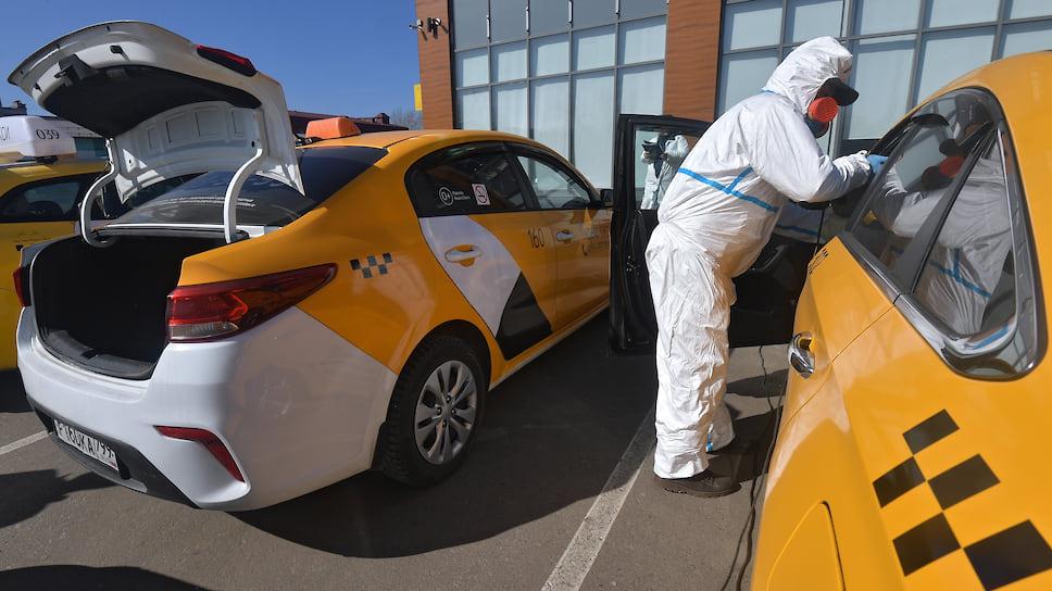 Как режим самоизоляции сказался на рынке такси Ижевска