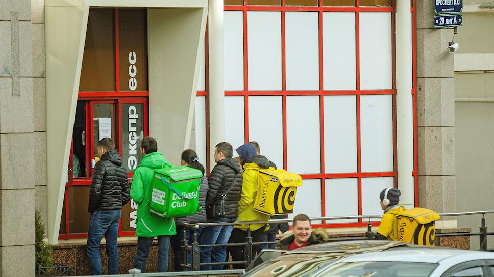 Как режиме повышенной готовности работает доставка еды в Ижевске