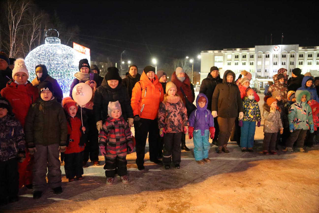 Новогодние мероприятия в столице Удмуртии в этом году проходят под девизом «Праздник для каждого»
