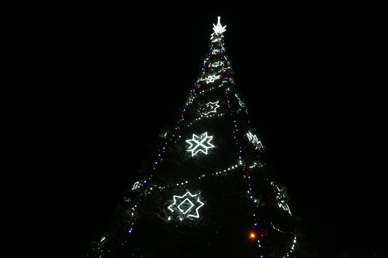Около Главный елки Ижевска разместится входная группа «Ворота в будущее», состоящая из трех ворот «Вера», «Надежда», «Любовь»