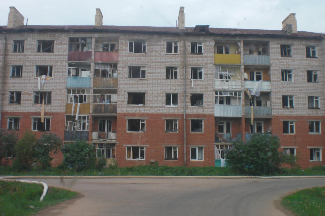 Несколько дней село оставалось закрытым. Пожар ликвидировали 5 июня.