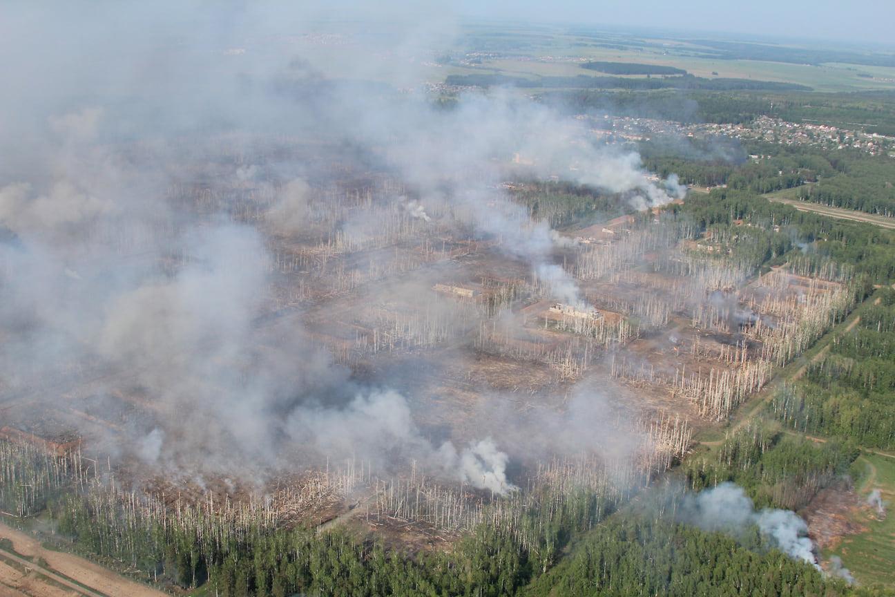 Отметим, что 16 мая 2018 года в арсенале в Пугачево снова начали взрываться снаряды из-за возгорания сухой травы. Площадь пожара составила 270 га., его потушили через несколько дней. Аналогичная ситуация повторилась 9 мая 2020 года. Площадь пожара достигла 15 га, его тушили с привлечением вертолета Ми-8 и самолета Ил-76. Вечером 10 мая эвакуированным жителям военного городка разрешили вернуться домой.