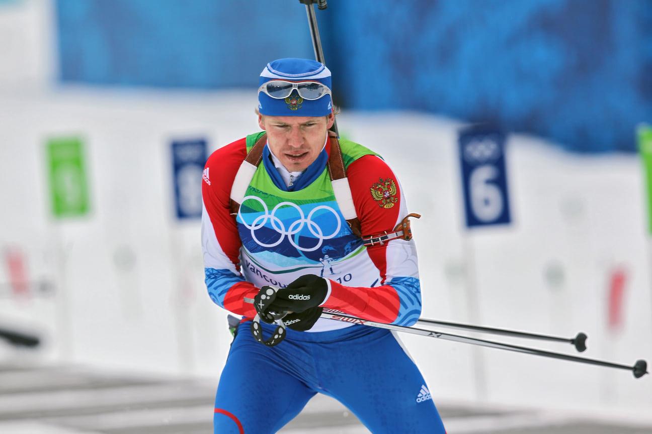 Биатлонист Иван Черезов – серебряный призер Олимпиады по эстафете на играх 2006 в Италии.