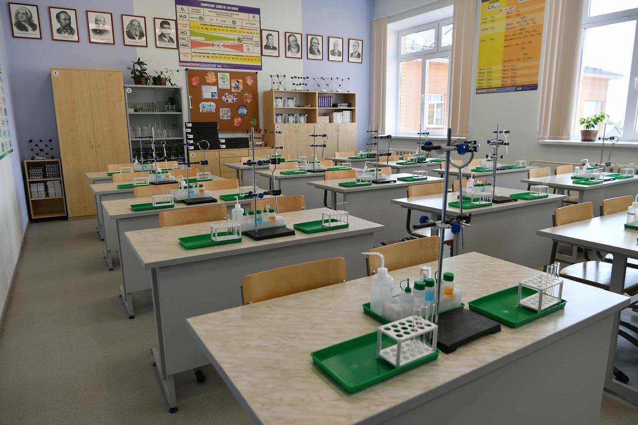 В 39 сельских школах в 2021 году откроются центры дополнительного образования «Точка роста» для детей.