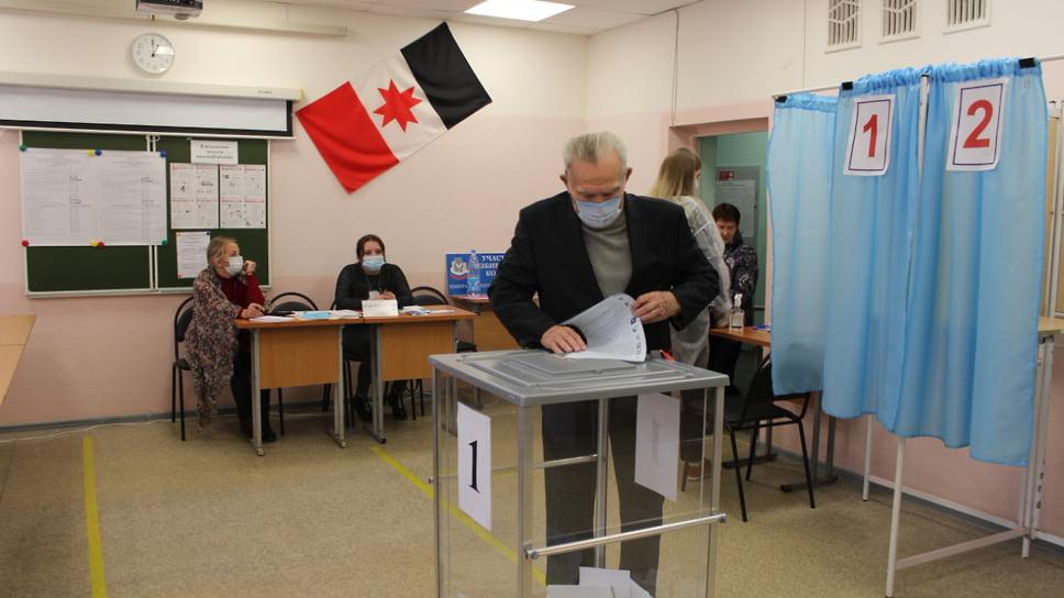 Выборы-2021 в Удмуртии