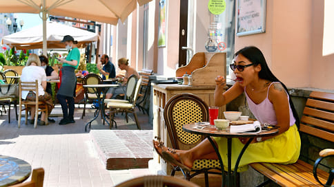 Кафе дали жару  / В заведениях общепита Ижевска летом вырос спрос на веранды и террасы