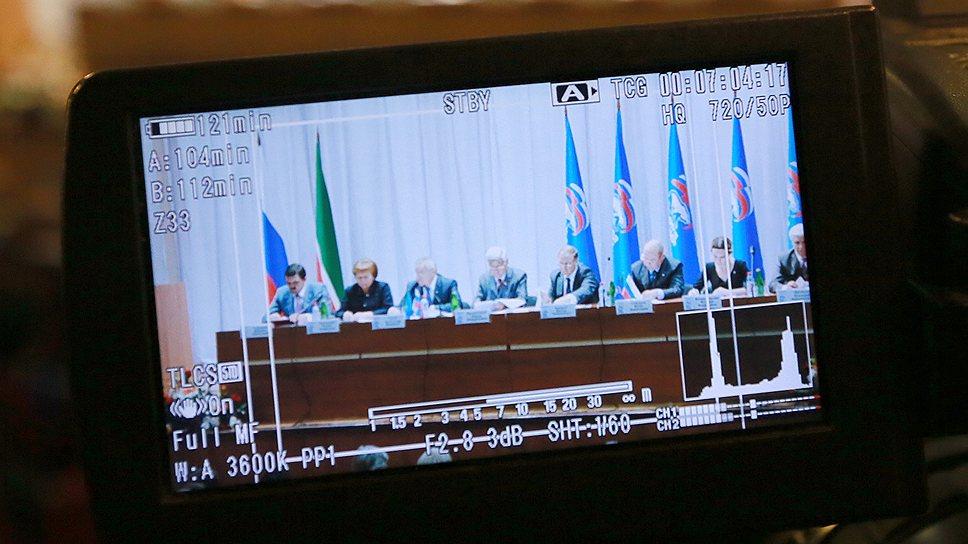 Глава татарстанских единороссов призвал однопартийцев посмотреть на свою работу чужими глазами