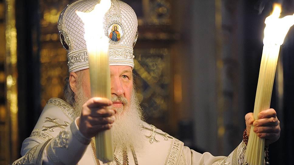 Патриарх Кирилл не согласен с «положением» в Татарстане