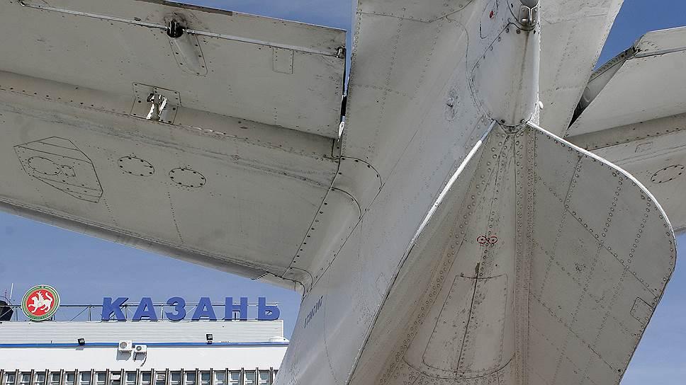 Среди имущества АК «Татарстан» самолеты не обнаружены