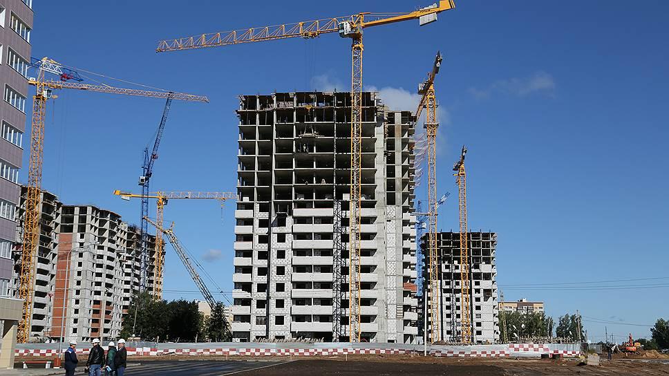 Жилью повышают класс / Татарстан увеличивает число участников федеральной жилищной программы