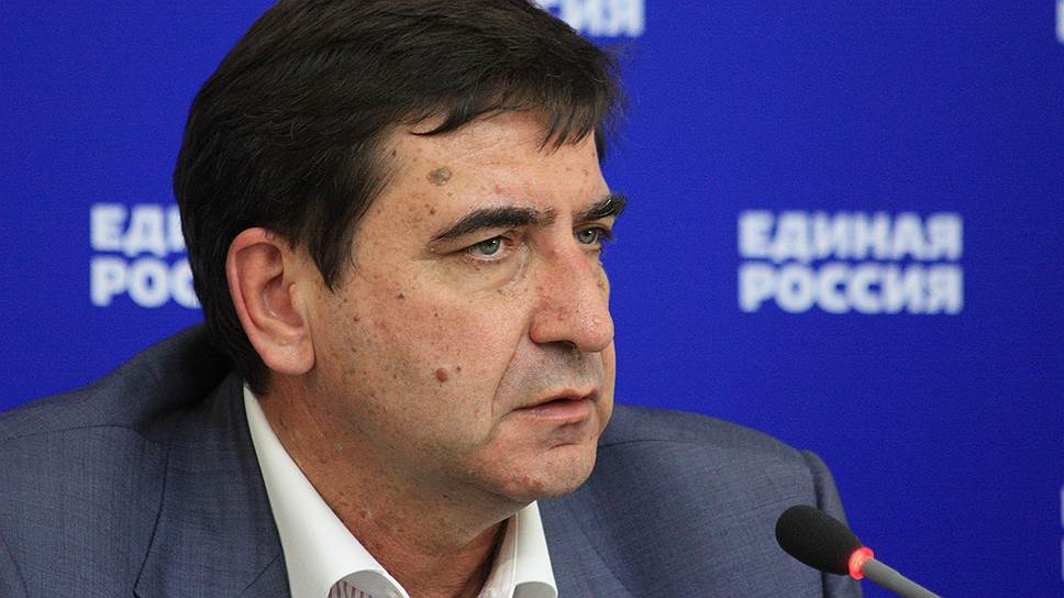 Замглавы отделения «Единой России» Юрий Камалтынов готов выслушать оппонентов