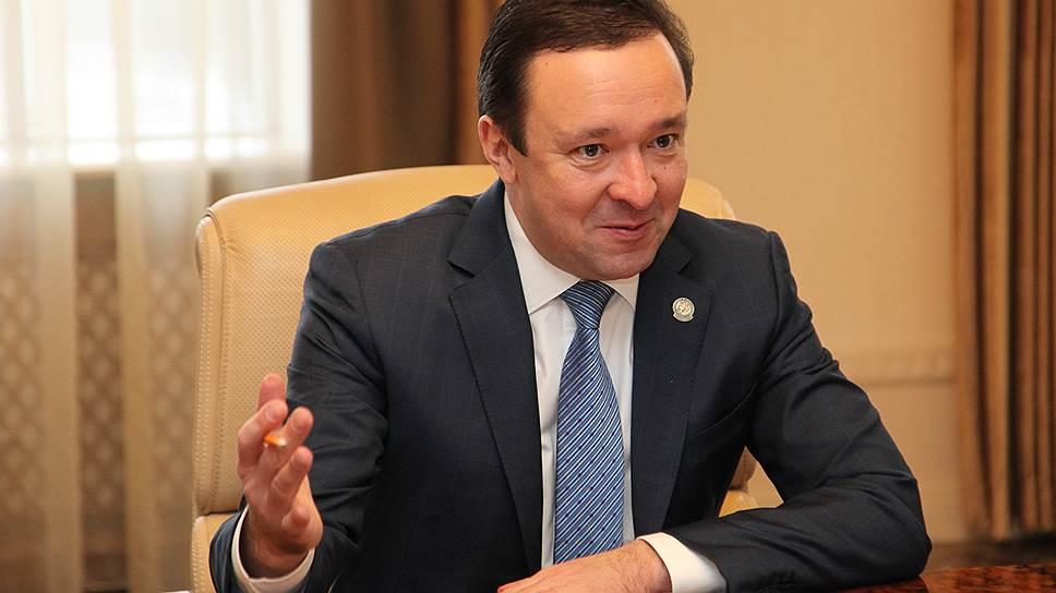 «Бывают ситуации и хуже» / Премьер-министр Татарстана отчитался перед журналистами о работе правительства в кризис